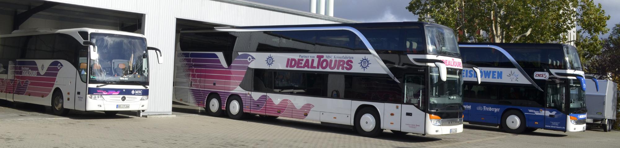 busunternehmen sachsen idealtours gmbh bus mieten in. Black Bedroom Furniture Sets. Home Design Ideas